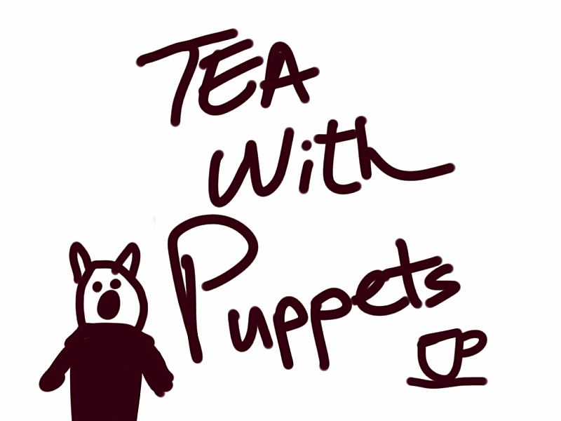 Tea With Puppets a Podcast about Canadian stamp collecting.